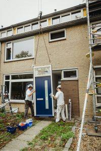 De Schrijver Vastgoedonderhoud_renovatie 78 woningen Terneuzen3